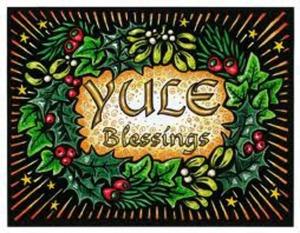 Yule Blessings57-512